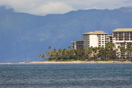 KA: Kaanapali Beach, Maui Hawaii Tourist Destination
