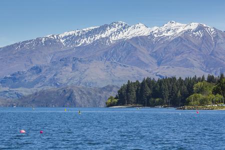 tekapo: Lake Tekapo, New Zealand Stock Photo