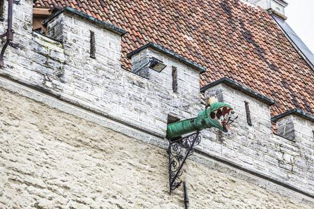 gargoyles: The Gargoyles of Tallinn, Estonia.