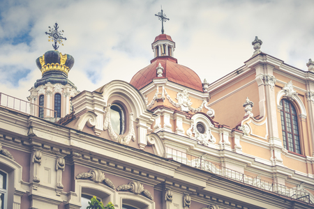 casimir: Church of St. Casimir, Vilnius, Lithuania