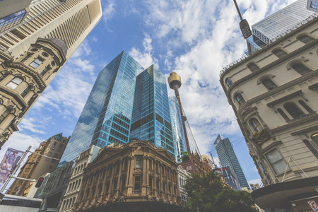 sydney australia: Sydney city centre