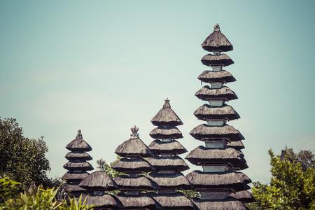 pura: Pura Taman Ayun near Mengwi, Bali, Indonesia.