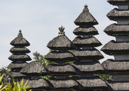 taman: Pura Taman Ayun near Mengwi, Bali, Indonesia.