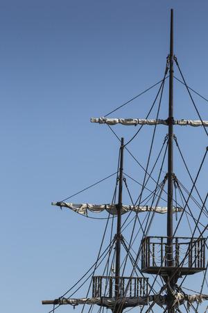 deck cannon: Pirate boat