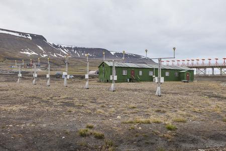spitsbergen: Spitsbergen Airport