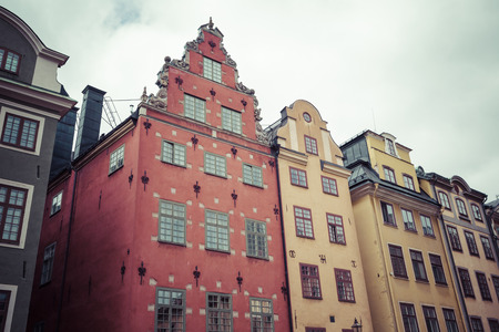 stan: Stortorget place in Gamla stan, Stockholm