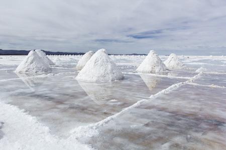 salt flat: Salar de Uyuni (Salt Flat), Bolivia