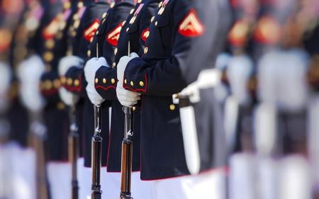 미국 해병대 스톡 콘텐츠