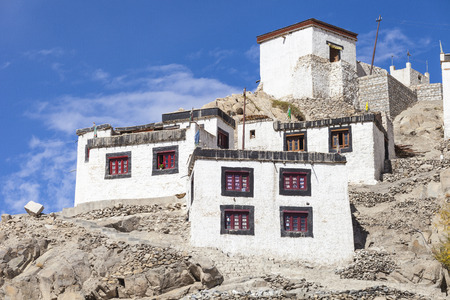 Thiksey Monastery,Leh Ladakh.India.