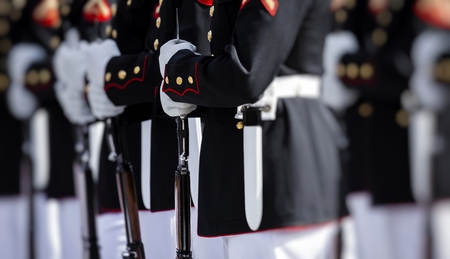 corps: United States Marine Corps