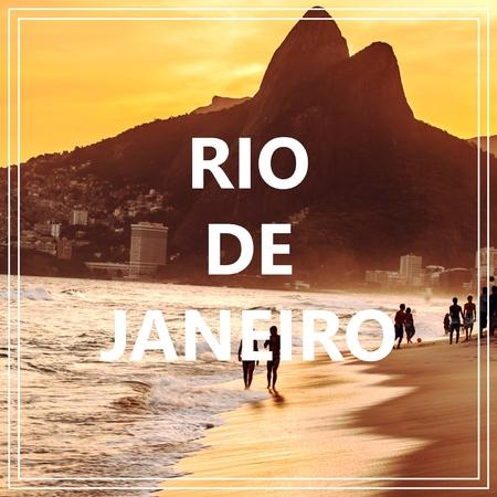 Rio de janeiro. Ipanema beach.