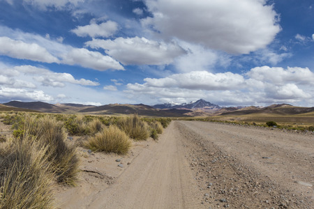 bolivian: A desert on the altiplano of the andes in Bolivia