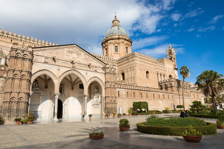 Palermo Cathedral is the cathedral church of the Roman Catholic Archdiocese of Palermo located in Sicily southern Italy.