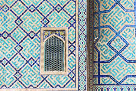 The Registan, the heart of the ancient city of Samarkand - Uzbekistan
