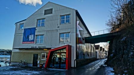 munch: Norwegian Art School in Kragero, near Edvard Munch where he painted.