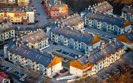 wroclaw city suburbs photo