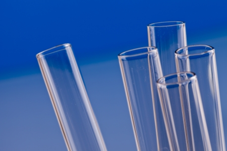 laboratory test tubes photo