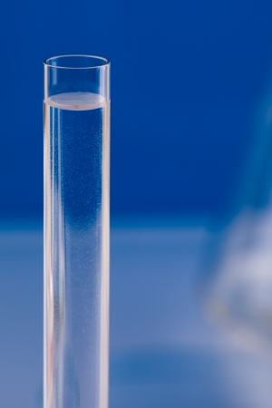 laboratory test tube photo