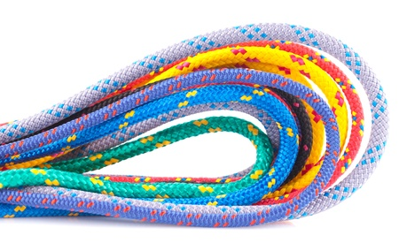 colorful rope Stock Photo - 13767181