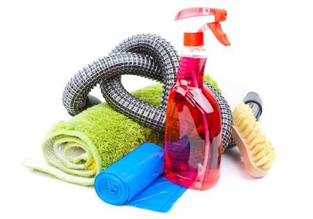 servicio domestico: limpieza de la casa