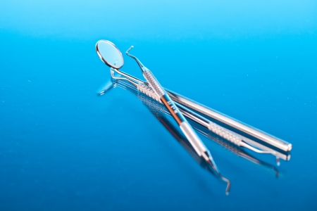 dentist medical equipment Stock Photo