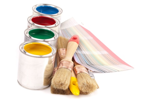 painting equipment photo