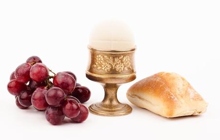 chaplain: holy bread Stock Photo