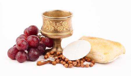 holy bread Stock Photo - 18426272