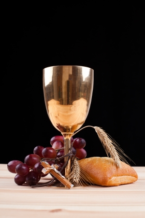holy bread Reklamní fotografie