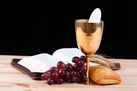 holy bread Zdjęcie Seryjne