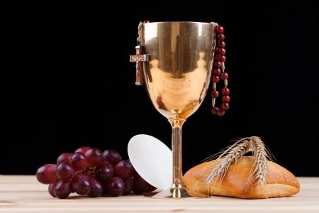 religion catolica: pan santo
