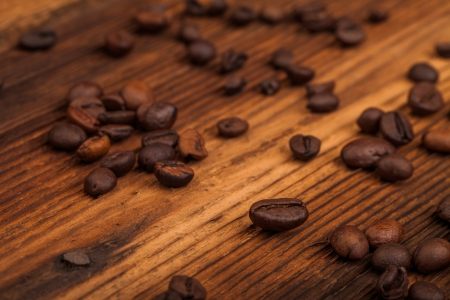 cin:  coffee  beans