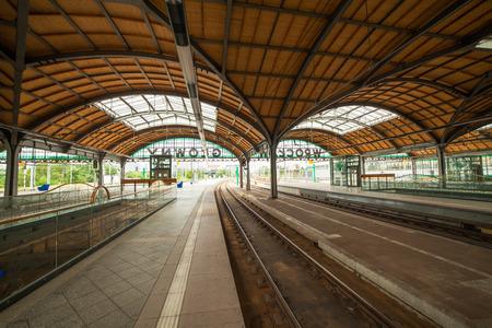 wroclaw: wroclaw railway station