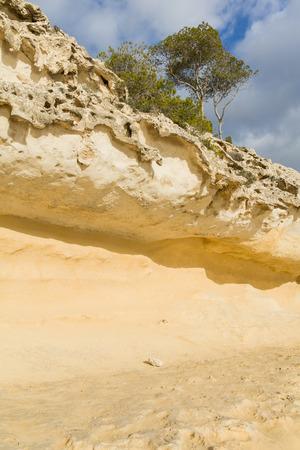 beach rock Archivio Fotografico - 117009272