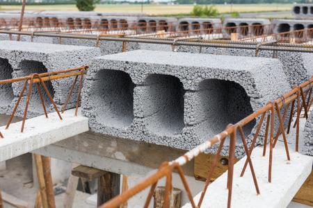 on the building site Archivio Fotografico - 117009555