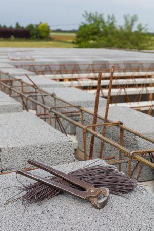on the building site Archivio Fotografico - 117003700