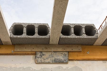on the building site Archivio Fotografico - 117003707