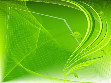 futuristic modern environmental vector background Stock Vector - 4212399