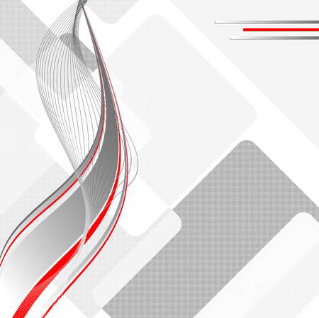 modern corporate vector background for your company presentation Illustration