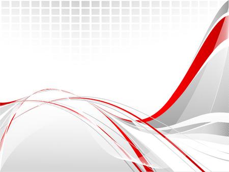 modern  vector background for your company presentation Illustration