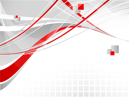modern  vector background for company presentation with copy space Vector