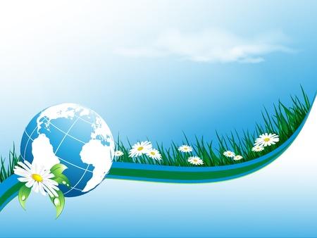 Å›rodowiska tle Å›wiata i przestrzeni kopii.