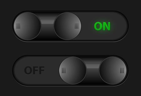 toggle: toggle buttons for interface design