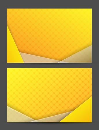 folleto: colorido tarjeta de visita con copia espacio.