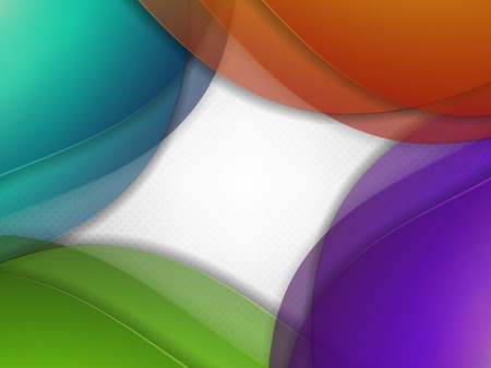 abstract rainbow: abstract colorful rainbow wavy vector background.