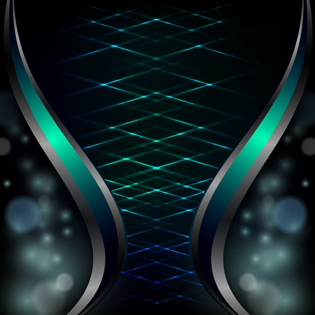 fractal background: abstract vector background with copy space. Eps10