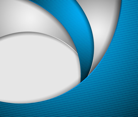 creative beauty: abstract vector background with copy space. Eps10