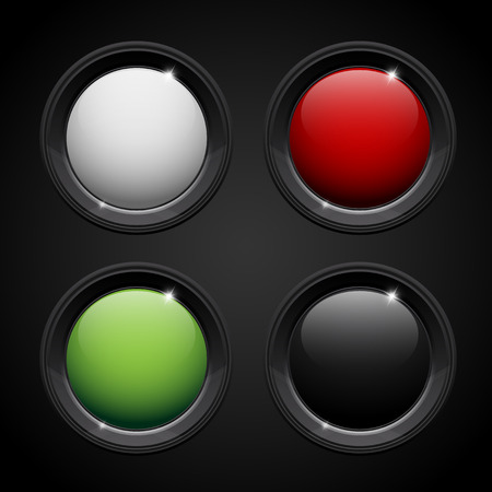 web backdrop: dark backdrop with web button. Elements for design.