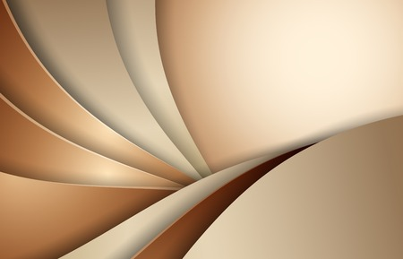 elegant design: wavy abstract background with copy space. Vector elements. Eps10