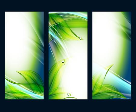 abstractos florales abstractos de verano